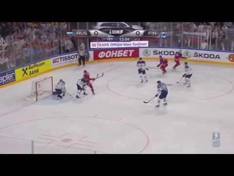 Россия Финляндия 5 3, Голы, Обзор матча, Чемпионат мира по хоккею 2017