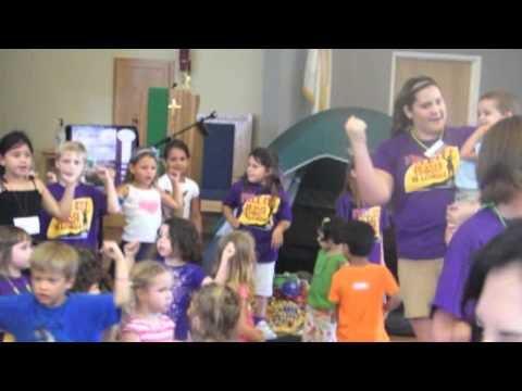 "Atonement Lutheran Church VBS, ""Tell It"""