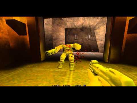 Ностальгия Play с Алексом и Андреем Quake 2 часть 1.