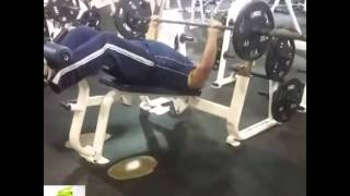 Dozens of Belly Laughing Gym Fails