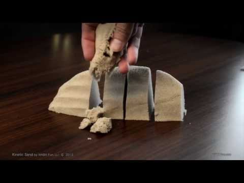 Smart Mass Kinetic Sand from ThinkGeek