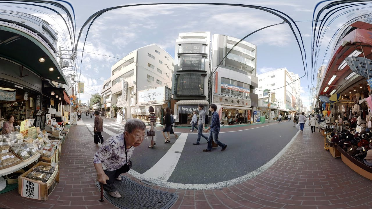 Japan Is Changing How We'll Grow Old (360 Video)