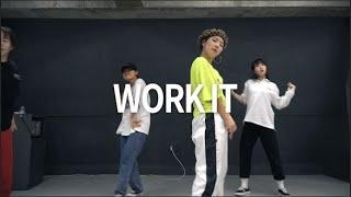 Missy Elliott - Work It (Falcons Bootleg)   RIMPACT Beginner Class