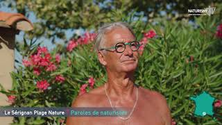 LE NATURISME VU PAR DES NATURISTES AU SERIGNAN PLAGE NATURE #naturisme