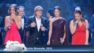 Miro Žbirka a Hostia - Každý Deň Budú Vraj Vianoce | Noc Nádejí 2015