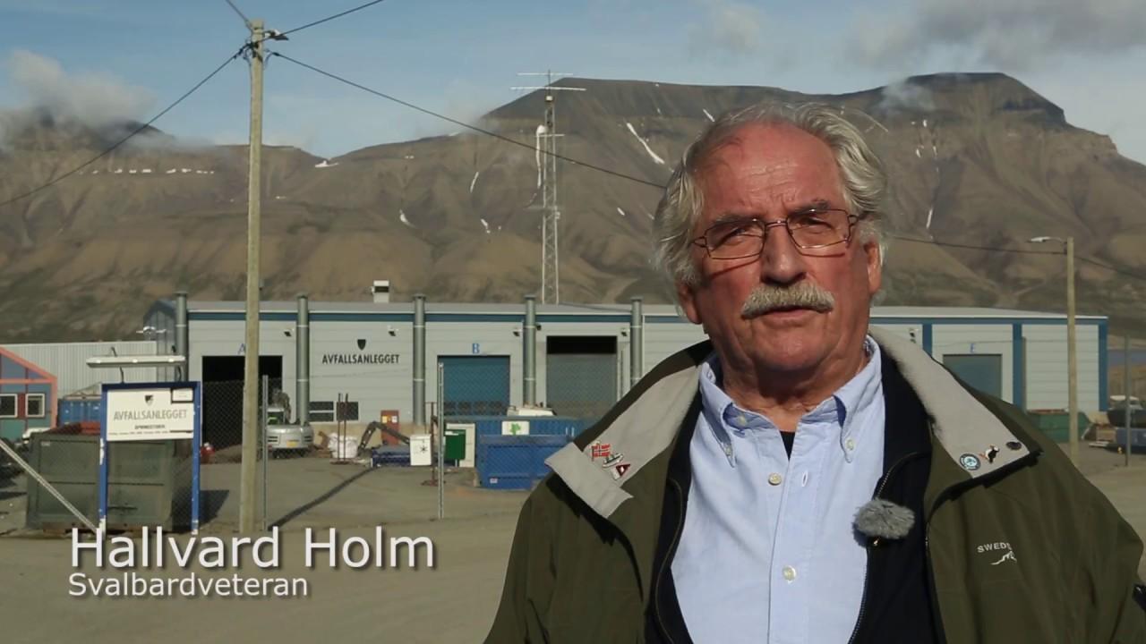 Avfallshåndtering i Longyearbyen