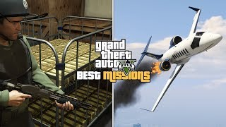 GTA 5 - Best Missions! (TOP 5)