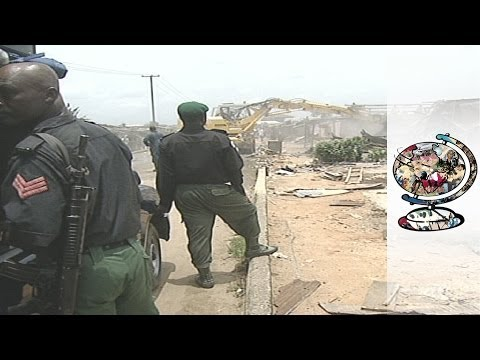 Oil War - Nigeria