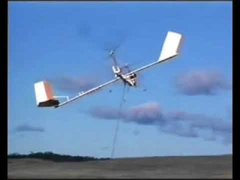 Prototype of Flying Electrical Generator