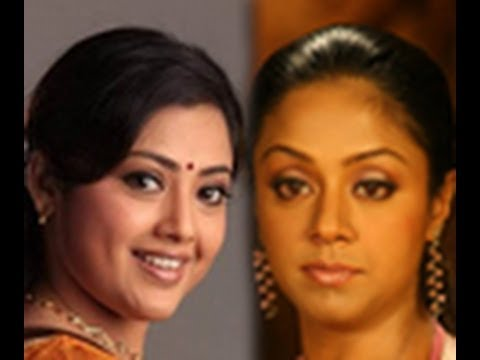 Jothika advised and gave tips for Meena
