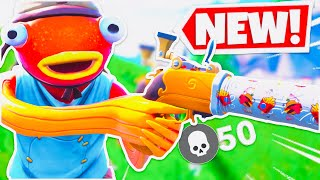 *NEW* I FINALLY GOT THE INSANE FLINT-KNOCK PISTOL! (Fortnite Battle Royale)