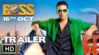 Boss - BOSS Official HD Trailer | Akshay Kumar | BOSS 2013