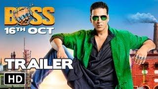 Boss - BOSS Official HD Trailer | Akshay Kumar | BOSS 2013