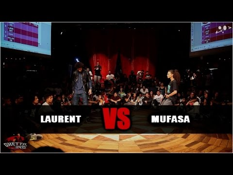 Laurent (les Twins) Vs Mufasa - Pool 1 - Gs Fusion Concept World Final | Hkeyfilms video