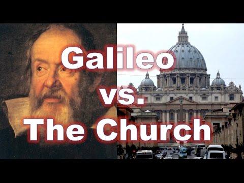 FLAT EARTH  - Galileo vs. The Church: A Hegelian Dialectic
