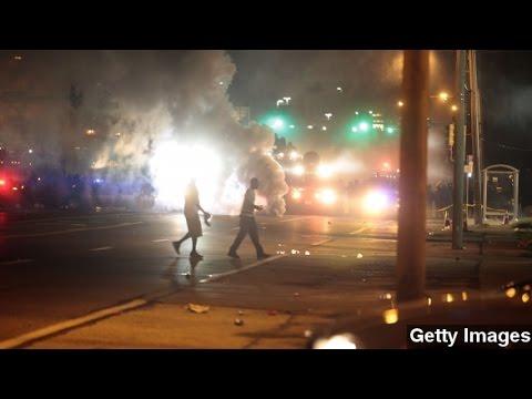 'We Need Help': National Guard Called Into Ferguson