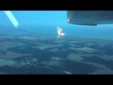 I took this video of the very unfortunate Orbital Sciences rocket explosion on my iPad Mini. Video was taken in our Cessna 177 Cardinal from an altitude of 3000ft. Sorry for the sound. I'll...