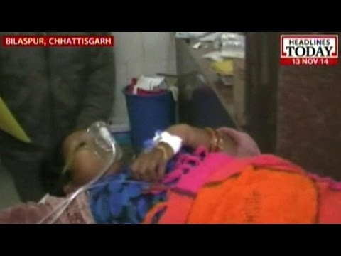 NHRC demands a probe on the Bilaspur botched sterilization disaster