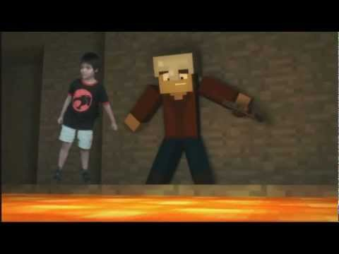 Dont Mine At Night Francisco + A Minecraft Parody ♥