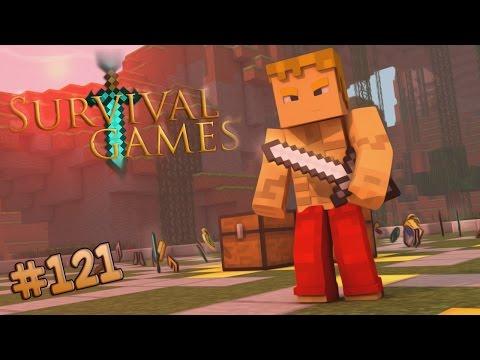 Minecraft Survival Games #121  SEMPRE A DESTRUIR !