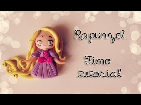 ❤ Rapunzel Fimo Tutorial ❤ video