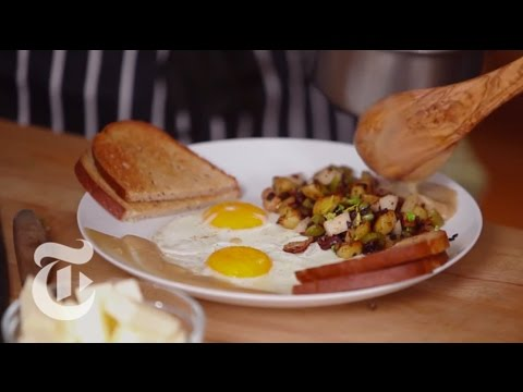 Wylie Dufresne's Day-After-Thanksgiving Recipe: Turkey Hash