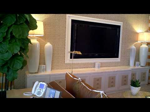 Wynn Encore Las Vegas Duplex Apartment Suite Part 1