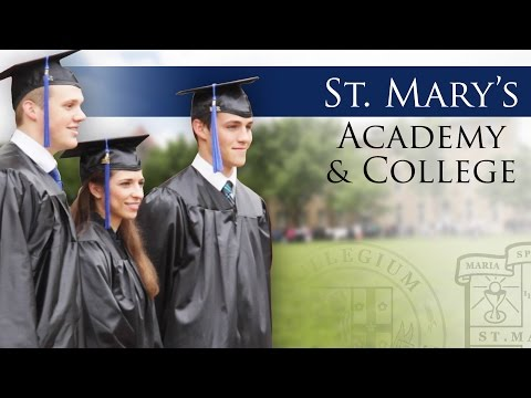 St. Mary's Academy and College, Kansas - Keeping Catholic Education Alive