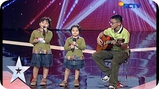 Golden Buzzer Moment from Jay - The Blessing - AUDITION 6 - Indonesia