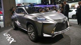 Lexus LF- NX