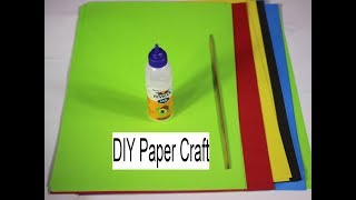 DIY Paper Crafts Ideas |Handcraft | Art and Craft|Easy paper craft|new diy 2019|Home made idea
