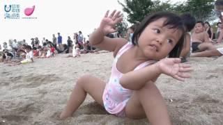 どすこいビーチクリーン 動画