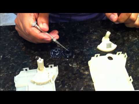 Ford Expedition Rear Blend Door Actuator Fix