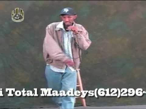 Somali Comedy Abdihakin Br Sheekoy Ku Nacay Stage#8