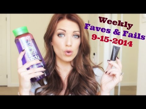 ❤ Weekly Faves & Fails ❤