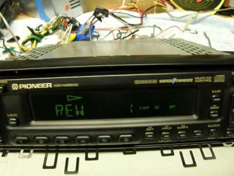 Pioneer keh p8650