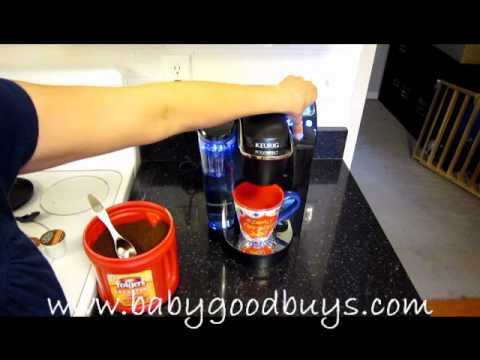 Solofill Refillable K-Cups for Keurig Video Review and Demonstration
