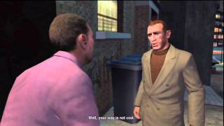Grand Theft Auto IV - Random Character - Eddie Low II