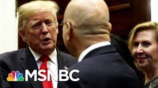 Lewandowski: President Donald Trump Questioning Staff After GOP Midterm Losses | MTP Daily | MSNBC