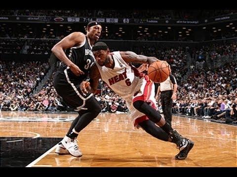 Paul Pierce DENIES LeBron James