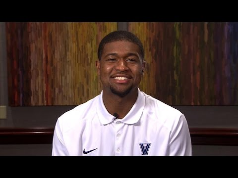 Villanova's Kris Jenkins on NCAA championship win