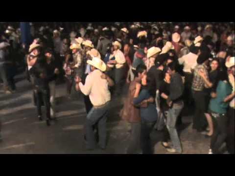 Baile de XV años en EL Barril Villa de Ramos SLP Monarcas del Valle