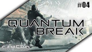 QUANTUM BREAK German #04 - Erste Entscheidung?! - Quantum Break Gameplay Deutsch