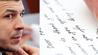 Aaron Hernandez Letters ALLEGEDLY Reveal He Had Bisexual Relationship | JTNEWS