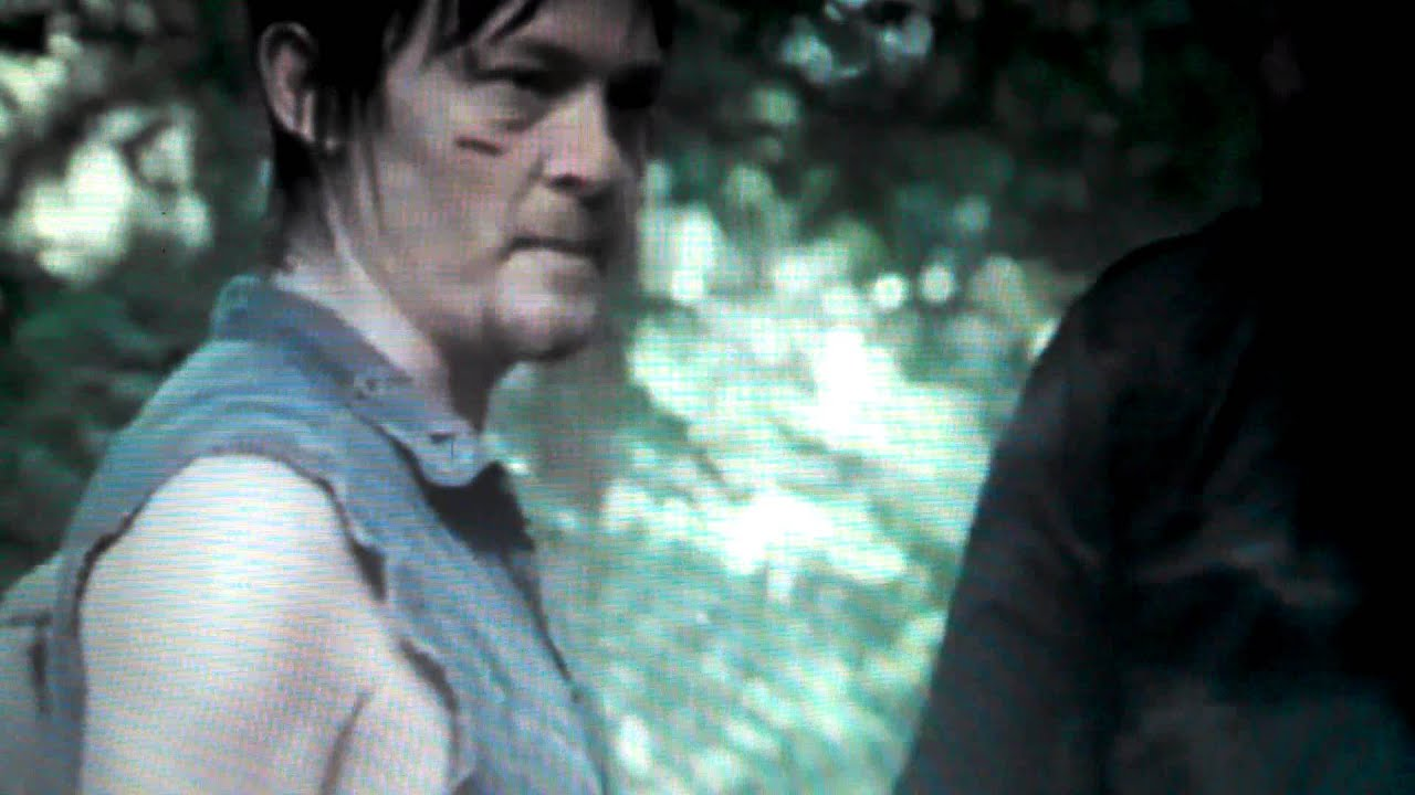 Daryl Merle Merle And Daryl Woods Scene