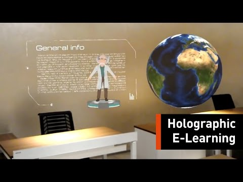 Learn Geology And Chemistry In Virtual Reality