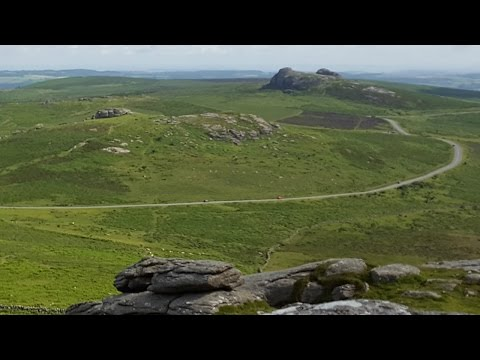 Dartmoor hike and solo wild camp part 1