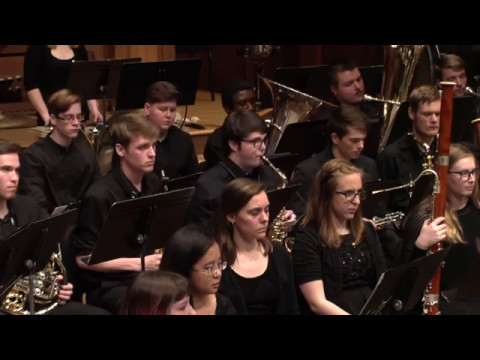 Lawrence University Symphonic Band & Wind Ensemble - April 22, 2017