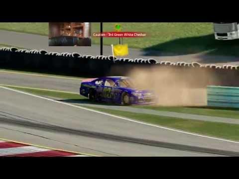 NASCAR '15 Watkins Glen FAIL - N2SC4R Fail Moment #3