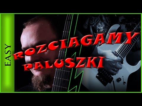 Rozciąganie Palców Cwiczenia Na Gitarze - Lekcje Gry Na Gitarze Wojtek Pietraszek